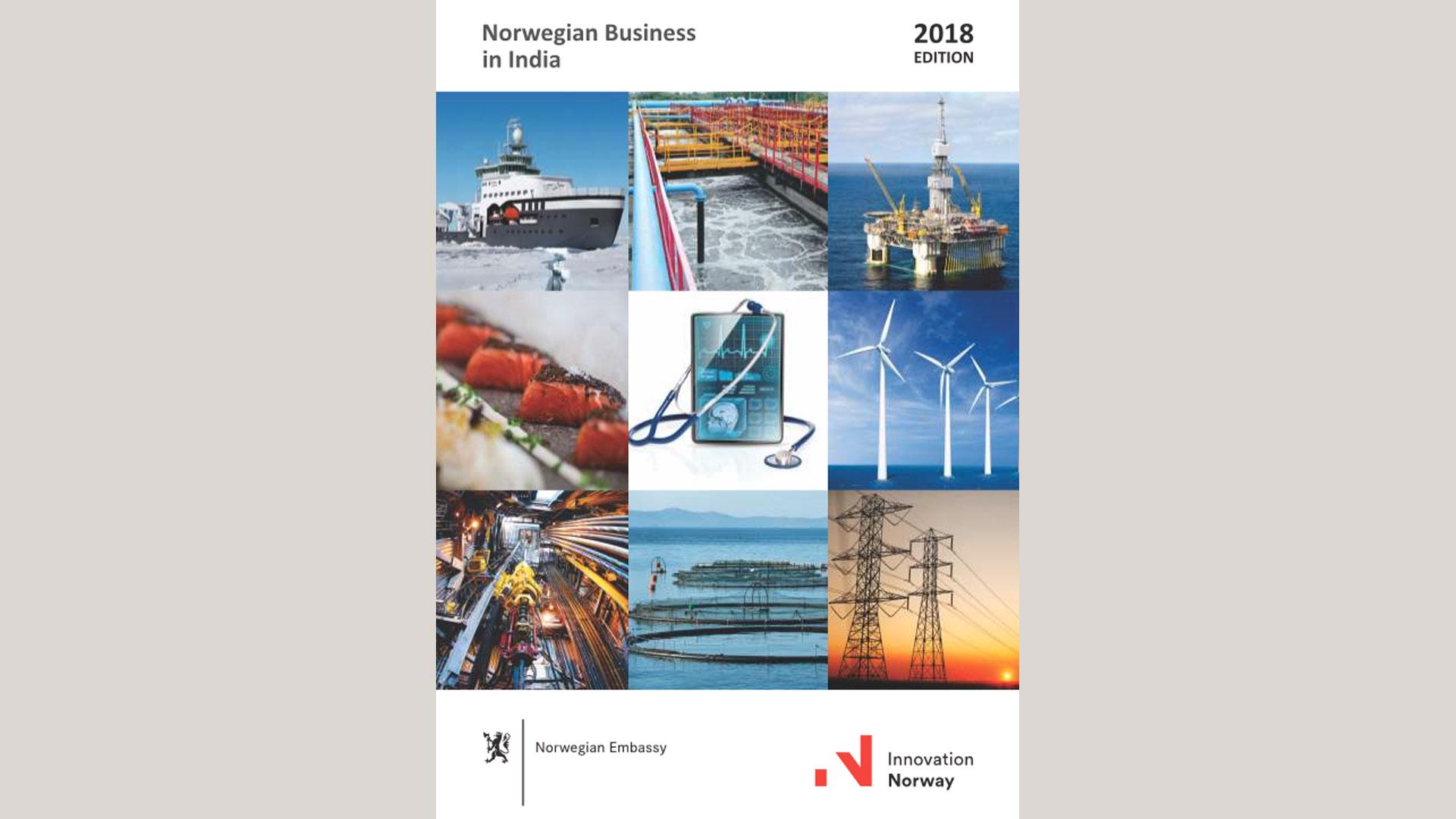 Norwegian Business in India 2018 Edition