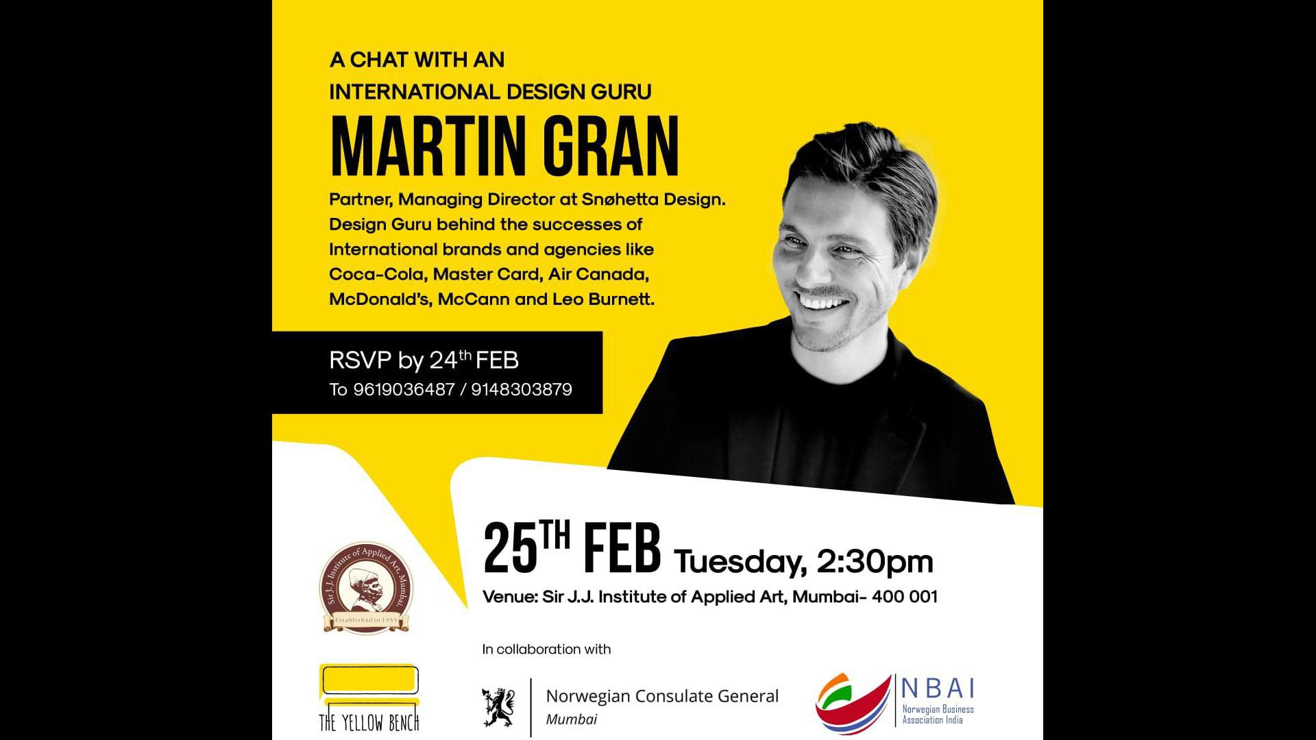 BRANDING SEMINAR : TUESDAY , 25 FEBRUARY  2020 ,MUMBAI